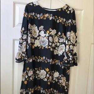 NWOT Old Navy floral babydoll dress